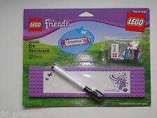 LEGO® Lego Friends - 850591 Tür Namensschild Door Name Sign New Sealed NEU & OVP