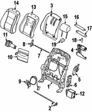 BMW 52-10-9-169-585 | REPAIR KIT, CRASH-ACTIVE HEA | #19 On Picture