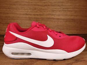 Women's Shoes Size 10 NIKE Air Max Oketo Wild Cherry/White Code Style AQ2231-600