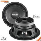 2x PRV Audio 8MB450 Midbass Car Audio 8
