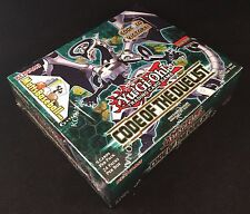 Yu-Gi-Oh! Code of the Duelist Sealed Factory Sealed Booster Box 24 Packs/9 cards