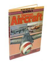 Scarce Military Aviation Library WORLD WAR II -- GERMAN AIRCRAFT, 1985, HC