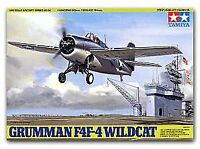 Tamiya 1/48 Grumman F4F-4 Wildcat # 61034