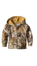 Cabelas Infant Jacket 0 3 M Camo Hooded Sweatshirt Top Infant Woodland so cute