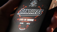 Banshees Advanced Cards for Throwing Playing Cards