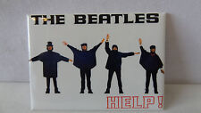 The Beatles 2001 Apple Corps Help! Refrigerator Magnet #A3761