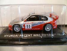HYUNDAI ACCENT WRC de RALLYE de 2003 ~  NEUF