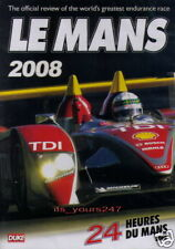 Die 24 Stunden von Le Mans 2008 | DVD NEU