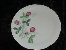 VINTAGE REPLACEMENT CHINA 10 Inch Dinner Plate Crown Ducal CLOVER AG Richardson