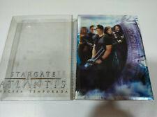 Stargate Atlantis Dritte Saison 3 Komplette - 5 X DVD + Extras - 5T