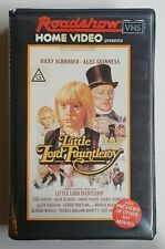 Little Lord Fauntleroy (1980) Roadshow Home Video VHS - Kids TV Movie