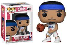 Funko Pop NBA Tobias Harris Clippers #49 Vinyl Figure