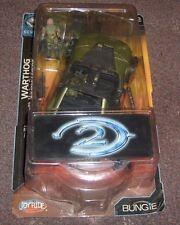 HALO 2 SERIES 2 WARTHOG BY JOYRIDE STUDIOS NEW RARE MIB VEHICLE X BOX