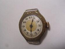 Ancienne montre mécanique  PLAQUE OR