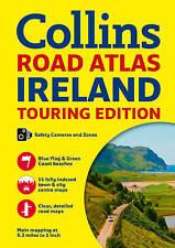 Irlanda 2017 Collins ATLANTE STRADALE TOURING EDIZIONE 9780008183721