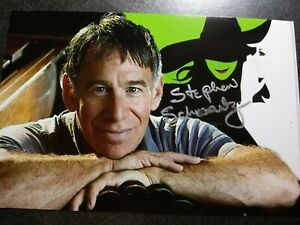 STEPHEN SCHWARTZ Authentic Hand Signed Autograph 4X6 Photo - COMPOSER - WICKED