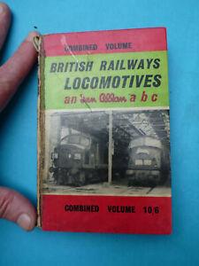 Ian Allan ABC British Railways Locomotives Combined Volume 1961/62 edition