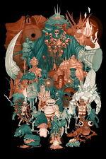 """155 Dark Souls 3 - III Hot Video Game 14""""x21"""" Poster"""