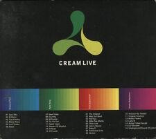 Cream Live, Vol. 1 (2 X CD)