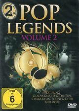 Pop Legends volume 2 (2 DVD)