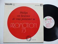 Philips Promotion 73 RRT STATUS QUO DAVID CHRISTIE LOBO MARCEAU FERSENE CACERES