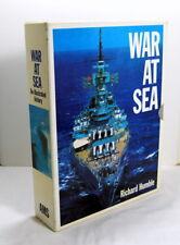 War At Sea An Illustrated Military History 3 Volume Set Slip Case Richard Humble