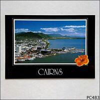 Cairns Nth Queensland Australia Aerial View Postcard (P483)
