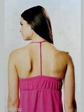 Strandkleid lang Sommerkleid Maxikleid Beach Kleid Neckholder Gr. M