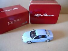 ALFA ROMEO Alfa 156 1998 1:43 Die Cast Model SOLIDO in metal box [MV00]