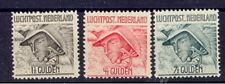nederland luchtpost 6-8   ongebruikt (MH )