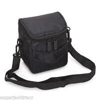 Universal Compact Bridge Camera Case Bag for Canon Sony Nikon Panasonic Samsung