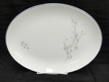 "Royal Doulton Summer Song 13"" Oval Serving Platter 4949 Vintage"