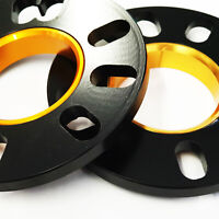 2x Range Rover to VW T5 10mm Hubcentric Alloy Wheel Spacer Fitting Kit 72.6-65.1