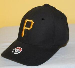 NWT CHILD Twins Enterprise Stretch Fit Baseball Hat Cap Pittsburgh Pirates *4Z