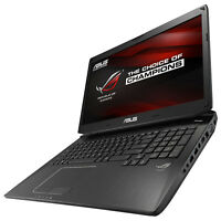 "Asus ROG G750JW 17.3"" Core i7-4700HQ 1TB HDD 8gb Ram GTX 765M Gaming Laptop"