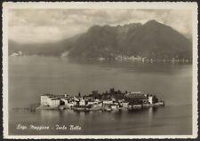 AD4347  Lago Maggiore (VB) - Isola Bella - Cartolina postale - Postcard