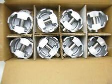 Perfect Circle TC-1737-040 Piston Set Of (8) For Various 1968-1973 GM 5.0L 307