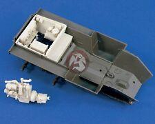 Verlinden 1/35 M8 Greyhound / M20 Armored Car Engine & Compartment (Tamiya) 1442