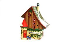 """Department 56 - Heritage Village Collection """"Gift Wrap & Ribbons"""""""