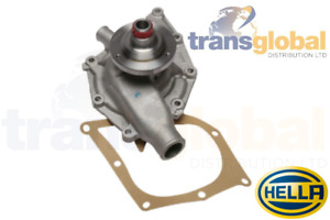 Water Pump & Gasket for Land Rover Discovery 1 200tdi HELLA RTC6395