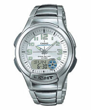 Casio Polished Case Wristwatches