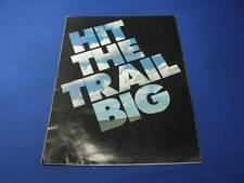 Original Triumph Magazine Ad Brochure Blazer 250, 1971 ads376