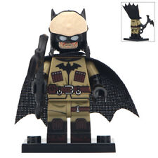 Red Son Batman - DC Universe Marvel Batman Lego Moc Minifigure Gift For Kids