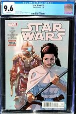 Star Wars #19 CGC 9.6 - 1st App Of Task Force 99 SCAR SQUADRON