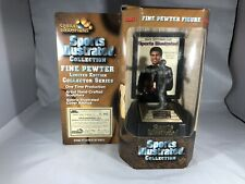 Muhammad Ali Sports Illustrated Limited Edition Fine Pewter Boxing Statue Figure