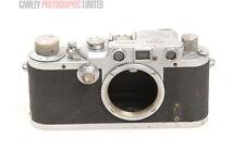 Leica 1949 IIIc Camera Body.  (LOOHW). Graded: AS-IS [#5837]