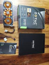 Grafikkarte Zotac Geforce GTX 780 Ti
