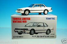 TOMYTEC TOMICA LIMITED VINTAGE NEO LV-N146a Honda PRELUDE 2.0Si 1/64 New!!