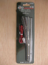 Kato - ref.20-202 - Desvío eléctrico izquierda R718, 15º (radio 7 = 718 mm)