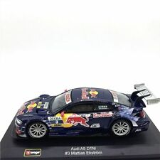 Bburago 1:32 Audi A5 DTM 3# Mattias Ekstrom Diecast Model Racing Car NEW IN BOX